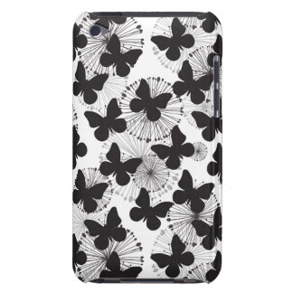 pattern of a butterfly iPod touch cases