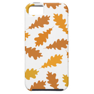 Pattern of Autumn Leaves. iPhone 5 Case