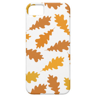 Pattern of Autumn Leaves. iPhone 5 Cases