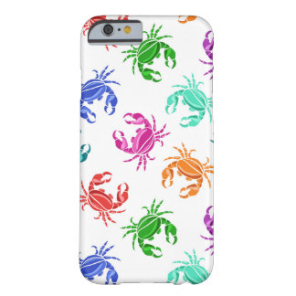 Pattern Of Crabs Barely There iPhone 6 Case