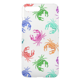 Pattern Of Crabs iPhone 7 Plus Case