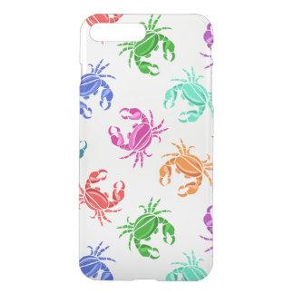 Pattern Of Crabs iPhone 8 Plus/7 Plus Case