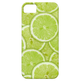 Pattern Of Green Lime Slices Case For The iPhone 5
