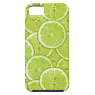 Pattern Of Green Lime Slices iPhone 5 Case