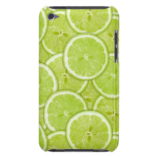 Pattern Of Green Lime Slices iPod Touch Case