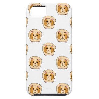 Pattern of Guinea Pigs. iPhone 5 Cover