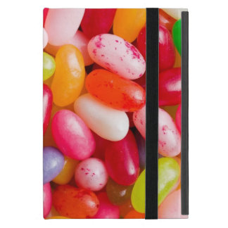 Pattern of jelly beans case for iPad mini