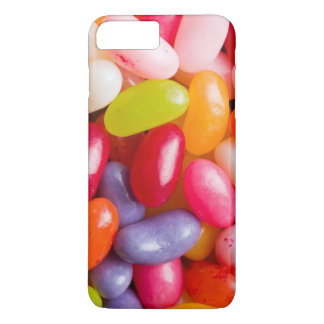 Pattern of jelly beans iPhone 7 plus case