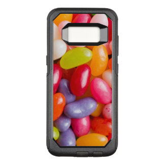 Pattern of jelly beans OtterBox commuter samsung galaxy s8 case