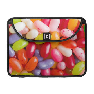 Pattern of jelly beans sleeve for MacBook pro