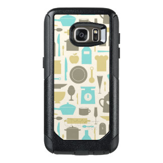 Pattern Of Kitchen Tools OtterBox Samsung Galaxy S7 Case