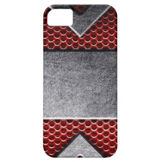 Pattern of metal plate case for the iPhone 5
