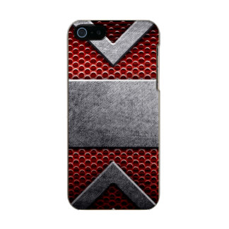 Pattern of metal plate incipio feather® shine iPhone 5 case
