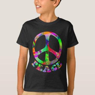Pattern of Peace Shirts` Tee Shirt