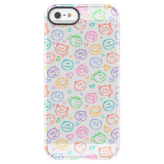 pattern of smiles permafrost® iPhone SE/5/5s case