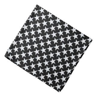 pattern of stars bandana