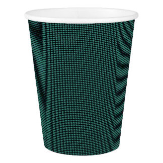 Pattern Paper Cup