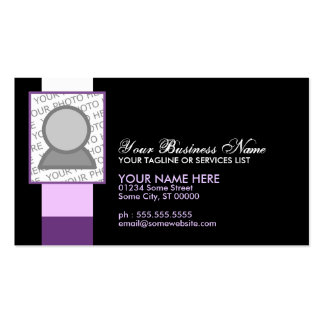 pattern pillow pack of standard business cards