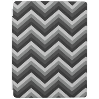 Pattern Retro Zig Zag Chevron iPad Cover