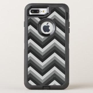 Pattern Retro Zig Zag Chevron OtterBox Defender iPhone 8 Plus/7 Plus Case