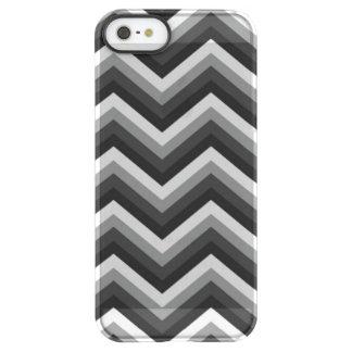 Pattern Retro Zig Zag Chevron Permafrost® iPhone SE/5/5s Case