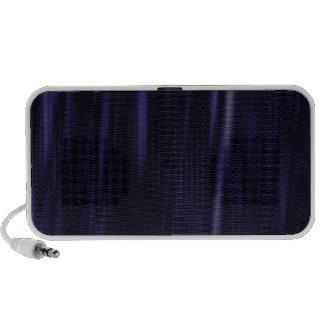 pattern serie waves 1 purple travelling speaker