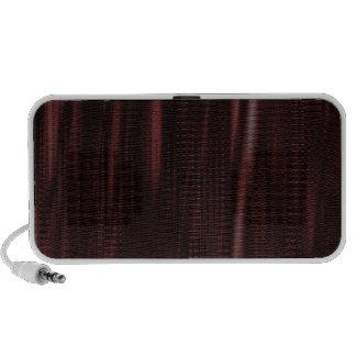 pattern serie waves 1 red speakers