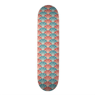 pattern skateboard deck