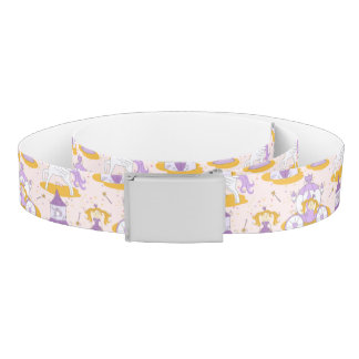 pattern with a princess belt
