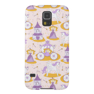 pattern with a princess galaxy s5 case