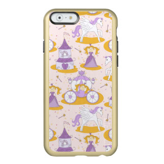 pattern with a princess incipio feather® shine iPhone 6 case