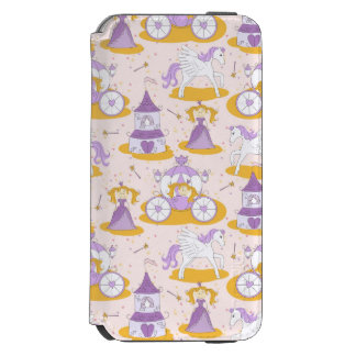 pattern with a princess incipio watson™ iPhone 6 wallet case