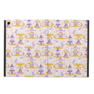 pattern with a princess iPad air cover