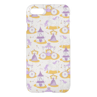 pattern with a princess iPhone 8/7 case