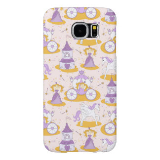 pattern with a princess samsung galaxy s6 cases