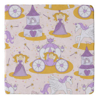 pattern with a princess trivet