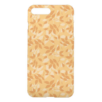 Pattern with autumn leaves iPhone 8 plus/7 plus case