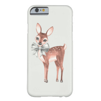 Pattern with Baby Deer 1 Barely There iPhone 6 Case