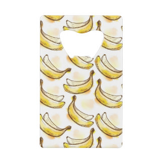 Pattern with banana