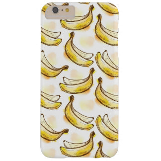 Pattern with banana barely there iPhone 6 plus case
