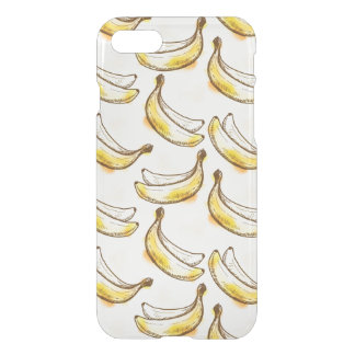 Pattern with banana iPhone 8/7 case