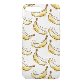 Pattern with banana iPhone 8 plus/7 plus case