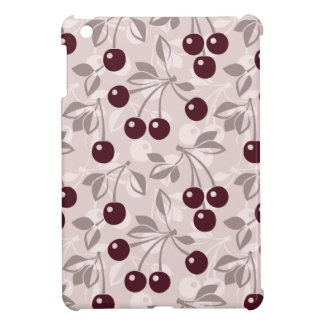Pattern with Cherries 2 Cover For The iPad Mini