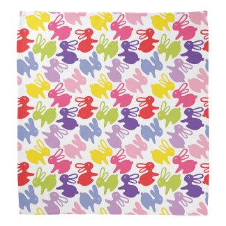 pattern with Easter rabbits Bandana