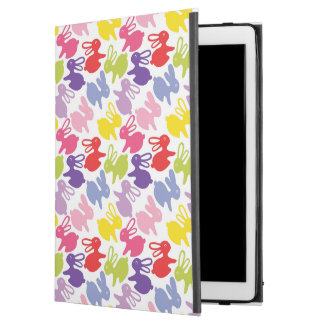 """pattern with Easter rabbits iPad Pro 12.9"""" Case"""
