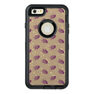 pattern with fish 2 OtterBox defender iPhone case