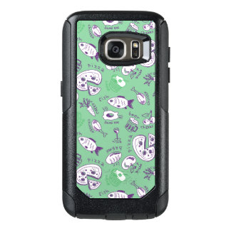 Pattern with Food OtterBox Samsung Galaxy S7 Case