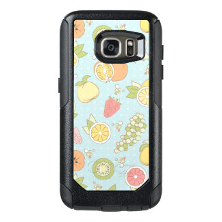 Pattern With Fruits And Berries OtterBox Samsung Galaxy S7 Case