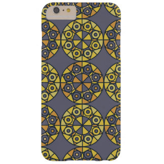 Pattern with geometrical forms creating unique des barely there iPhone 6 plus case