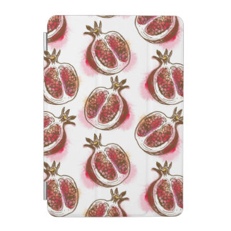 Pattern with pomegranate iPad mini cover